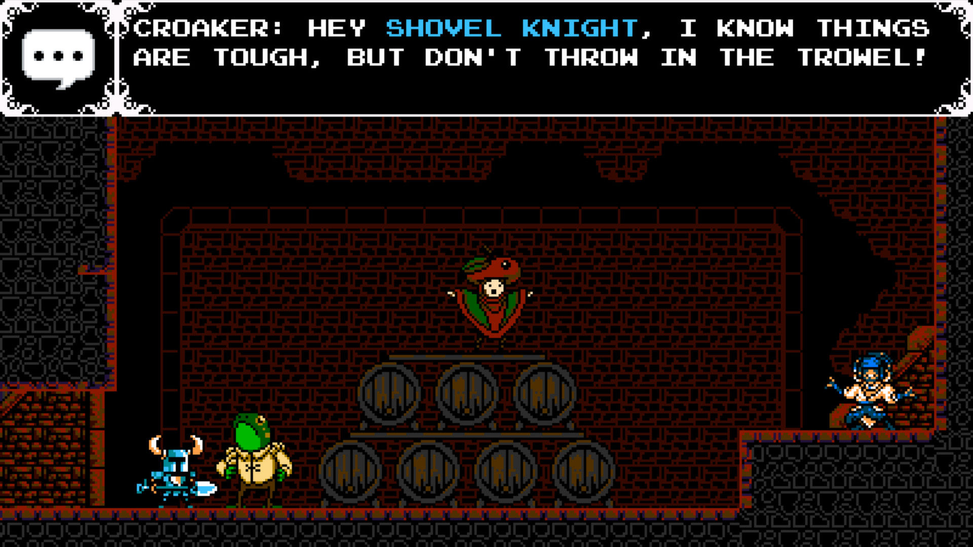 Shovel Knight: Treasure Trove Captura 3