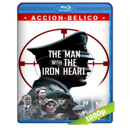 El Hombre Del Corazon De Hierro (2017) BRRip Full 1080p Audio Dual Castellano-Ingles 5.1