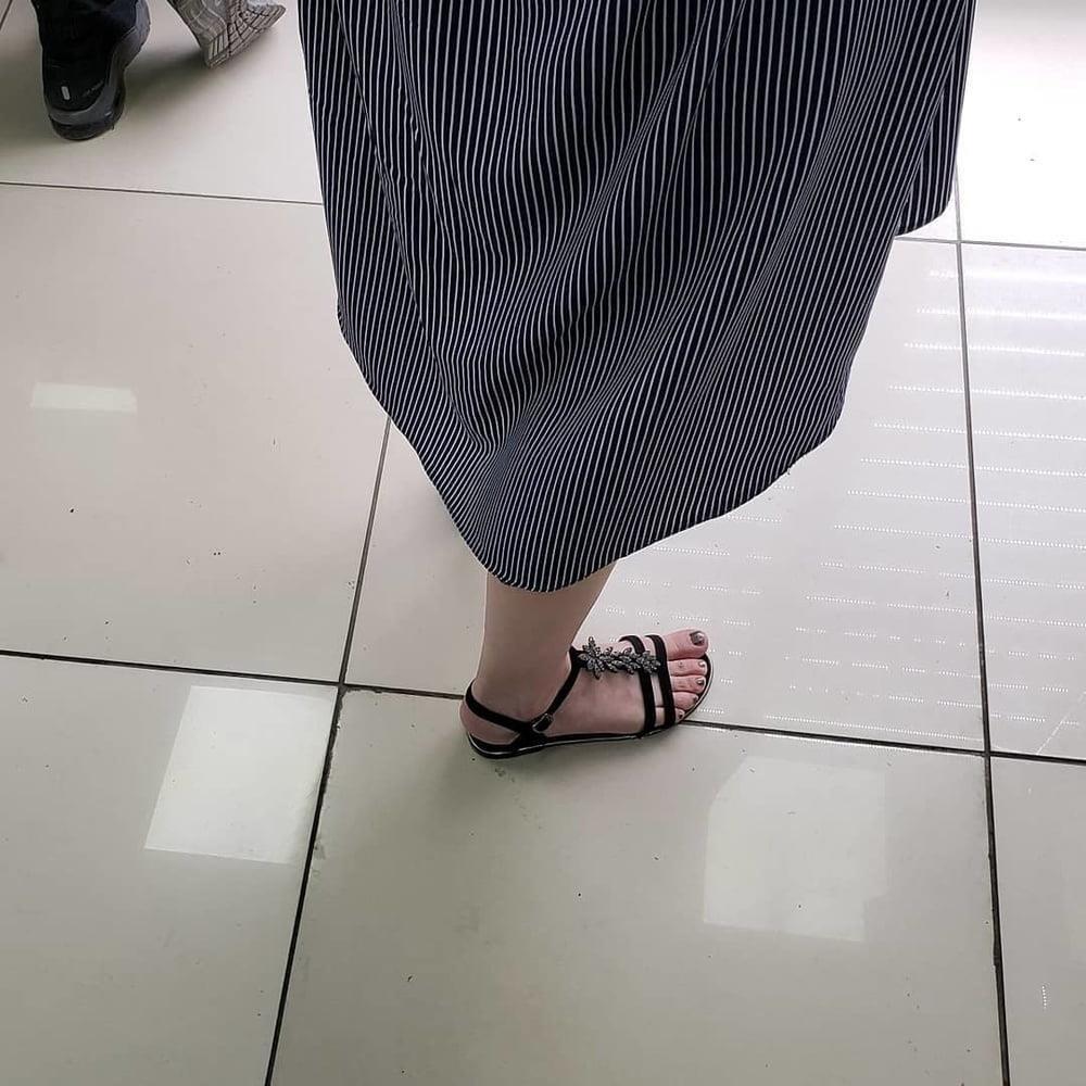 Candid feet porn-4109