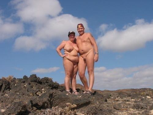 Mature nude beach pic-3845