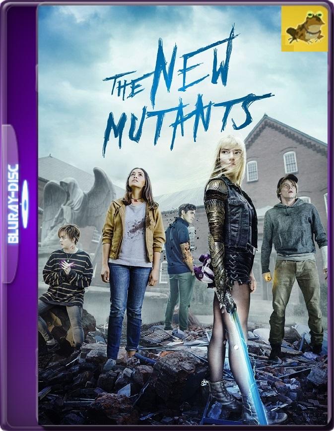 Los Nuevos Mutantes (2020) Brrip 1080p (60 FPS) Latino / Inglés