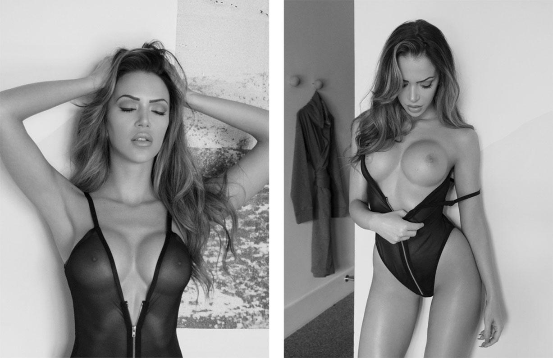 Body Language / Maryanna X by Adam Faber - Yume Magazine