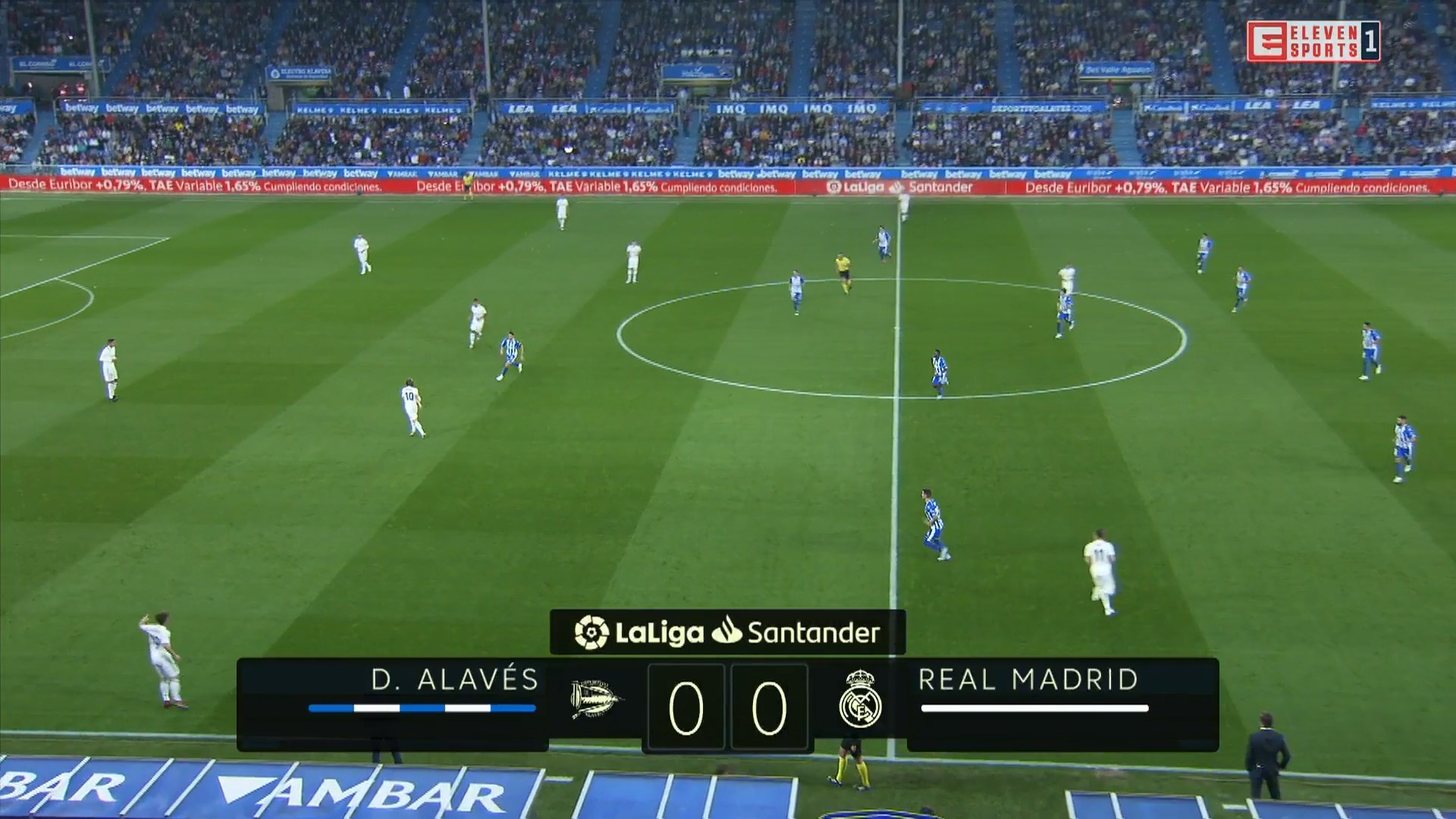 Xem lại: Deportivo Alaves vs Real Madrid