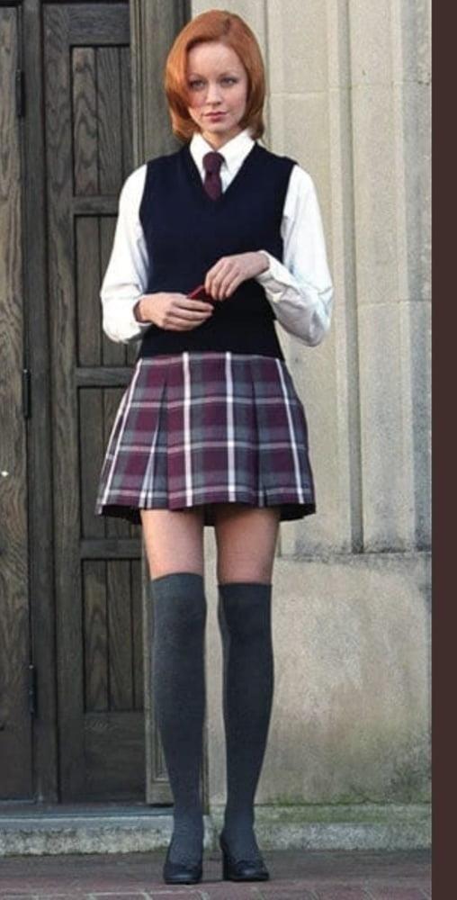 Schoolgirl teacher anal-3363