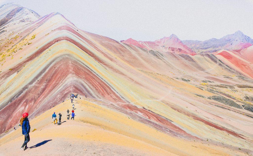 Montagne arcobaleno Perù