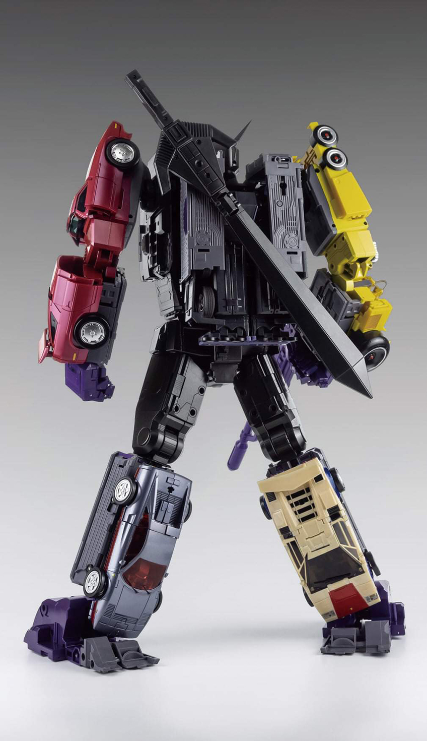 [X-Transbots] Produit Tiers - Jouets Berserkars forme Monolith (MX-XIII à MX-VII) - aka Stunticons forme Menasor/Menaseur - Page 7 LNzutDXG_o