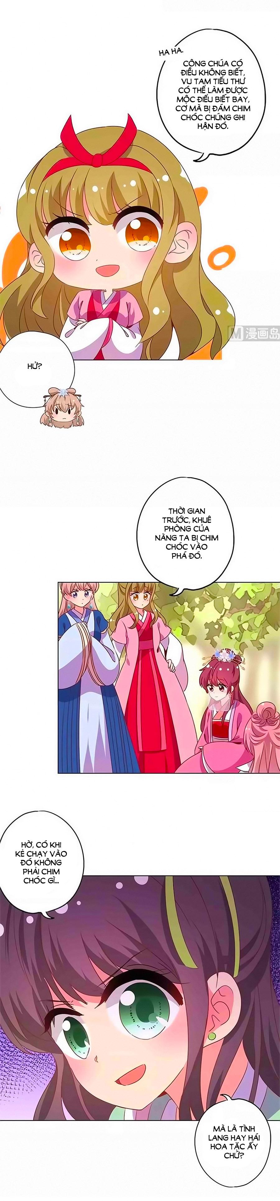 Hoàng Hậu Nương Nương Đích Năm Xu Đặc Hiệu – Chap 140