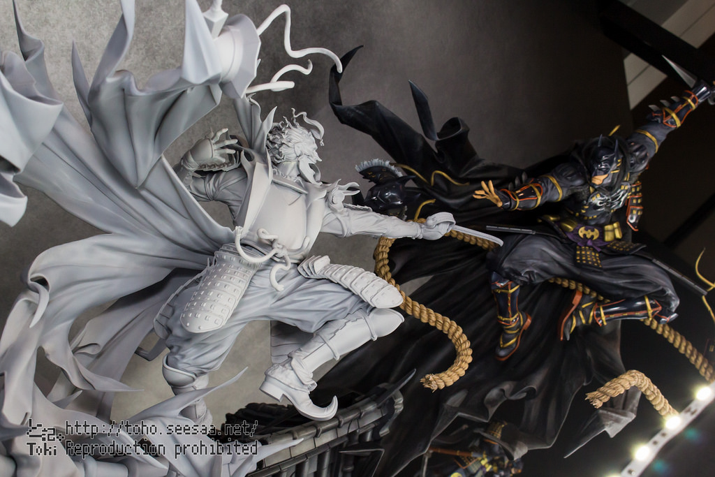 Ninja Batman Takashi Ozaki Vers. 1/6 Statue (Good Smile Company) PTVEA1TP_o