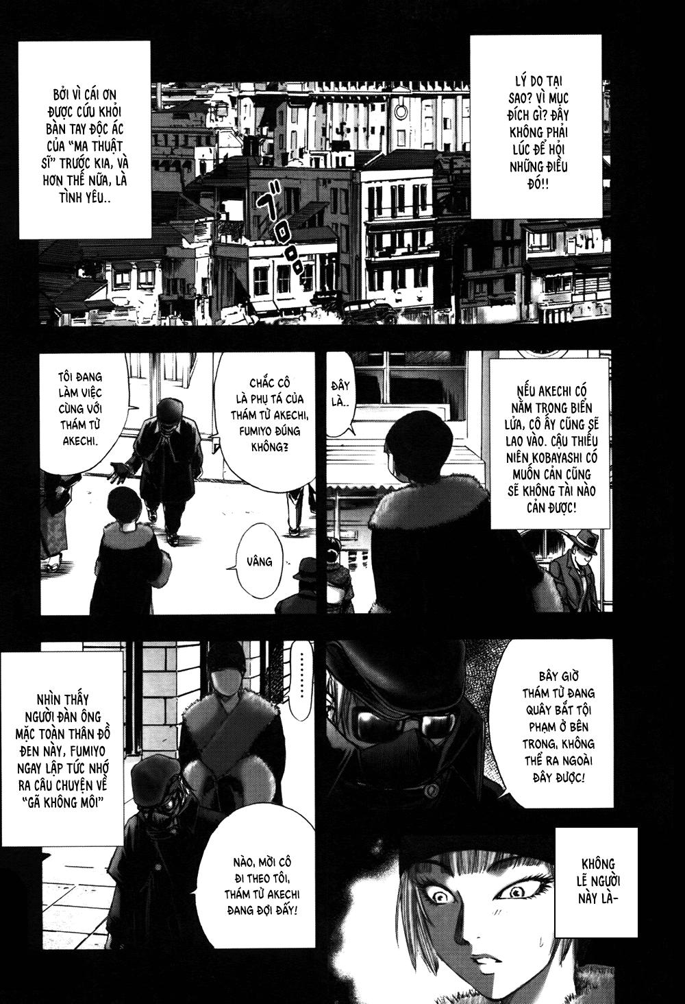 Dị Nhân Quán Chapter 54 - Trang 15