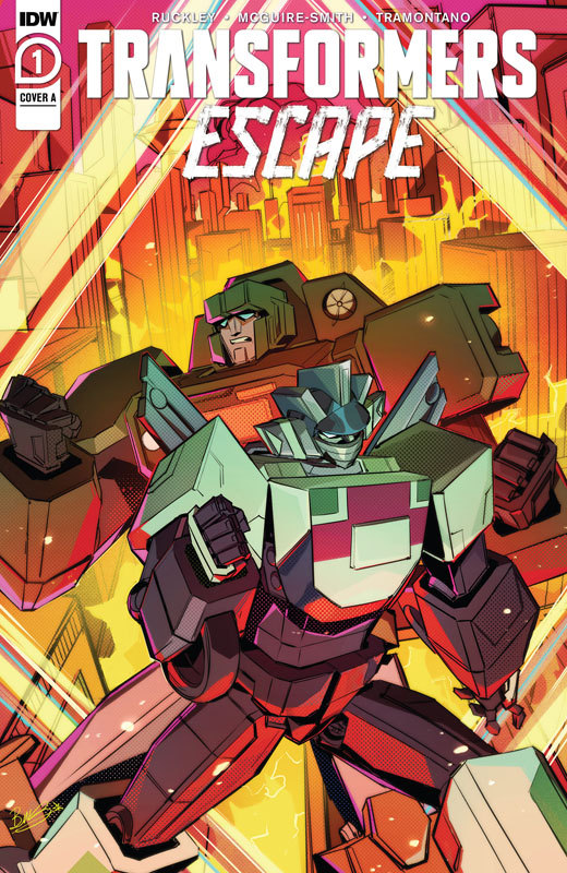 Transformers - Escape #1-2 (2020-2021)