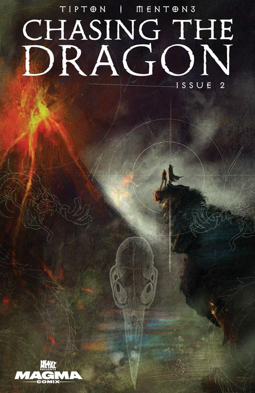 Chasing the Dragon #1-5 (2021)