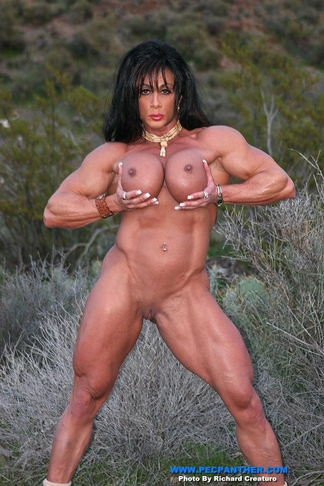 Body builders with big clits-4433