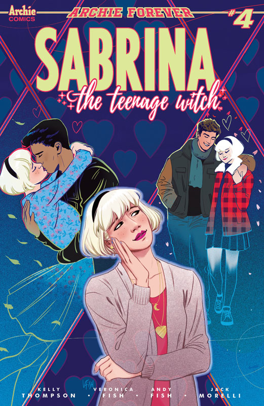 Sabrina the Teenage Witch #1-5 (2019) Complete