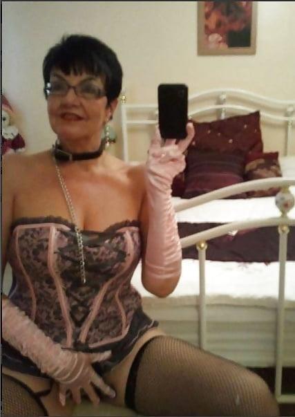 Granny big boob pic-4963