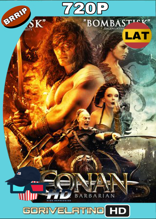 Conan El Barbaro (2011) BRRip 720p Audio Trial Latino-Castellano-Ingles MKV