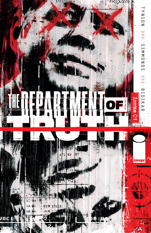 The Department of Truth 001 (2020)