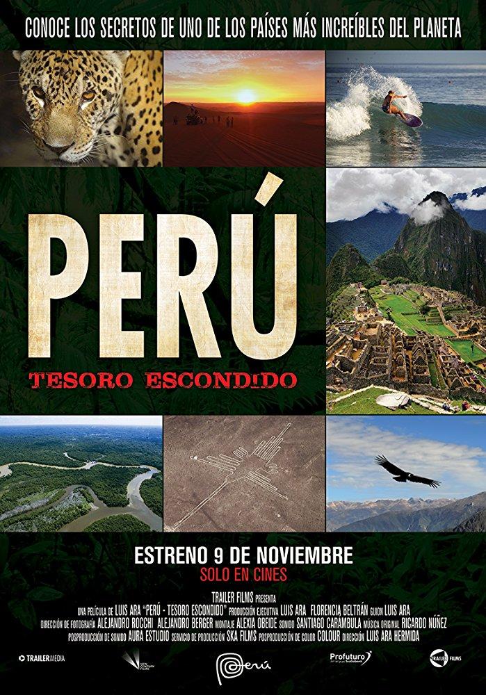 Peru tesoro escondido 2017 720p WEB DL DD+5 1 H264 Lp2p مترجم