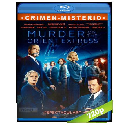 descargar Asesinato En El Expreso De Oriente 720p Lat-Cast-Ing[Crimen](2017) gratis