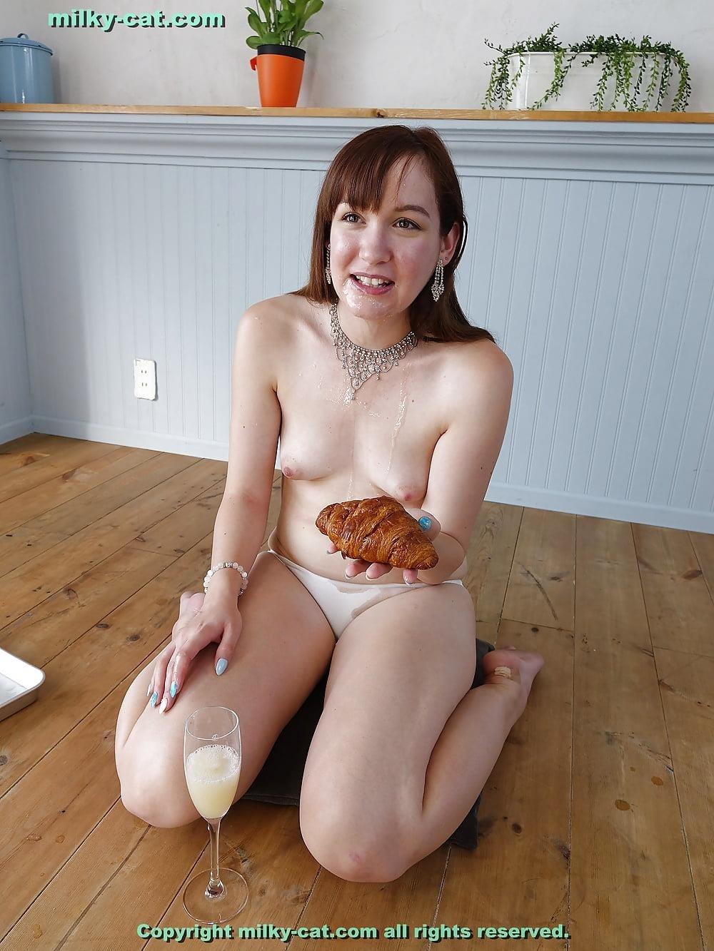 White girl bukkake-2938