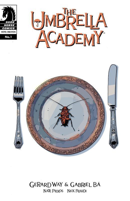 The Umbrella Academy - Hotel Oblivion #0-1 (2018)