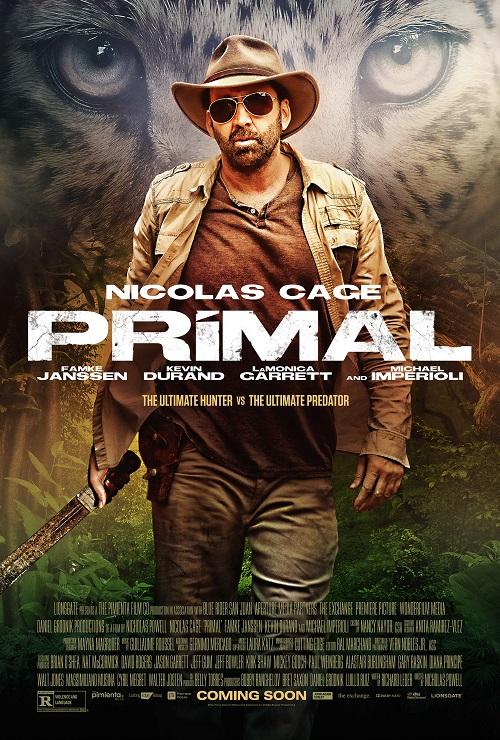 Instynkt pierwotny / Primal (2019) MULTi.720p.BluRay.x264.AC3-DENDA / LEKTOR i NAPISY PL