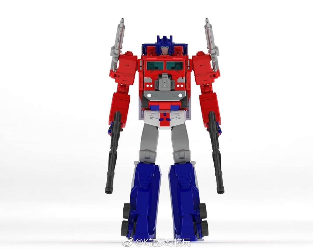 [KFC Toys] Produit Tiers - PC-14 Raijin + PC-15 Grand Raijin + P-16 Raiju - aka Ginrai (Powermaster Optimus) + Remorque de Ginrai + Godbomber = God Ginrai (TF Masterforce) MNFGiTTB_o