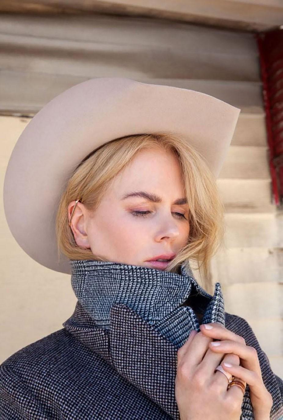 Николь Кидман / Nicole Kidman by Carin Backoff - Love Magazine fall/winter 2017
