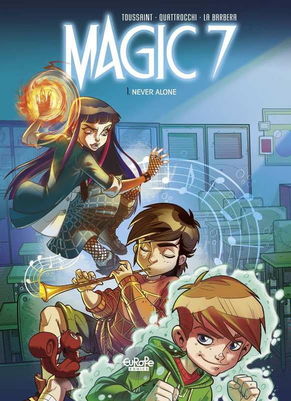 Magic 7 01-03 (2019-2020)