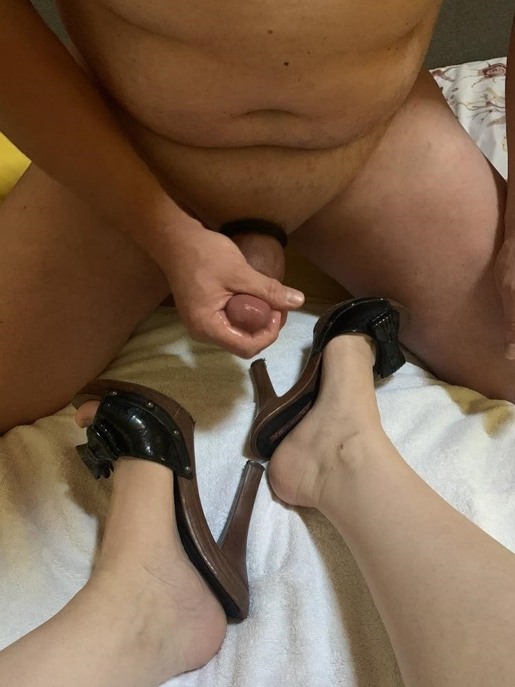 Male foot domination porn-9650