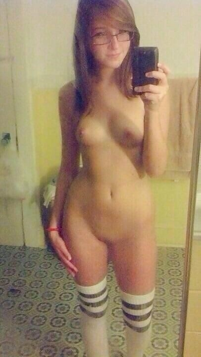 Real girls naked selfies-5331