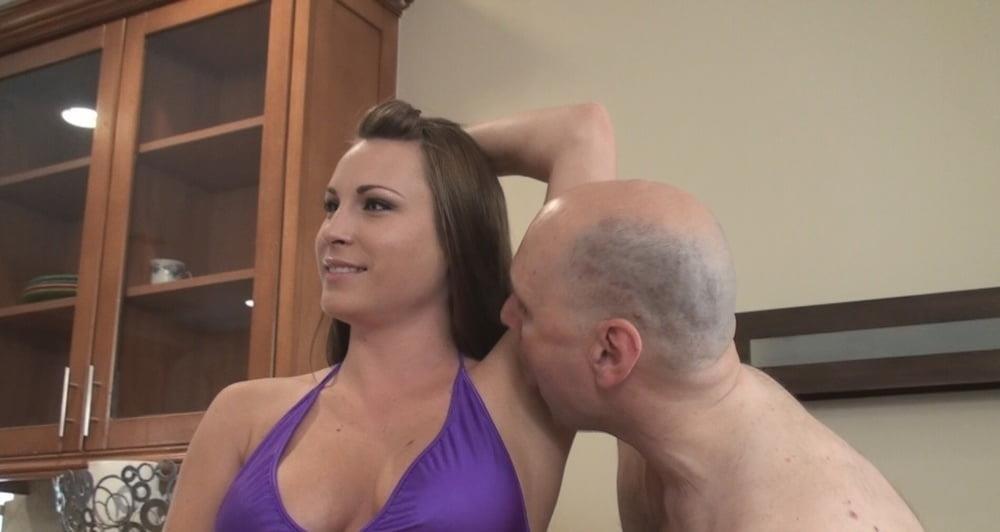 Armpit licking slave-8641