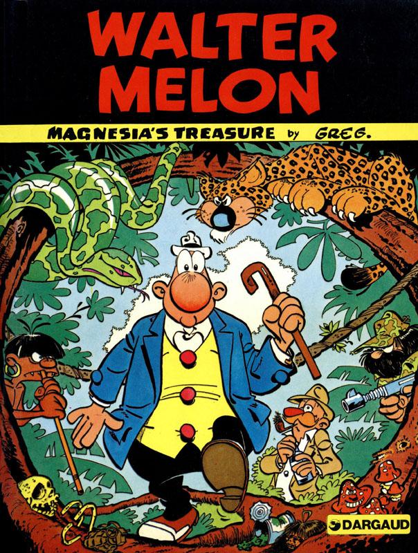 Walter Melon - Magnesia's Treasure (1981)