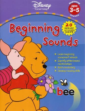 disney learning beginning sounds