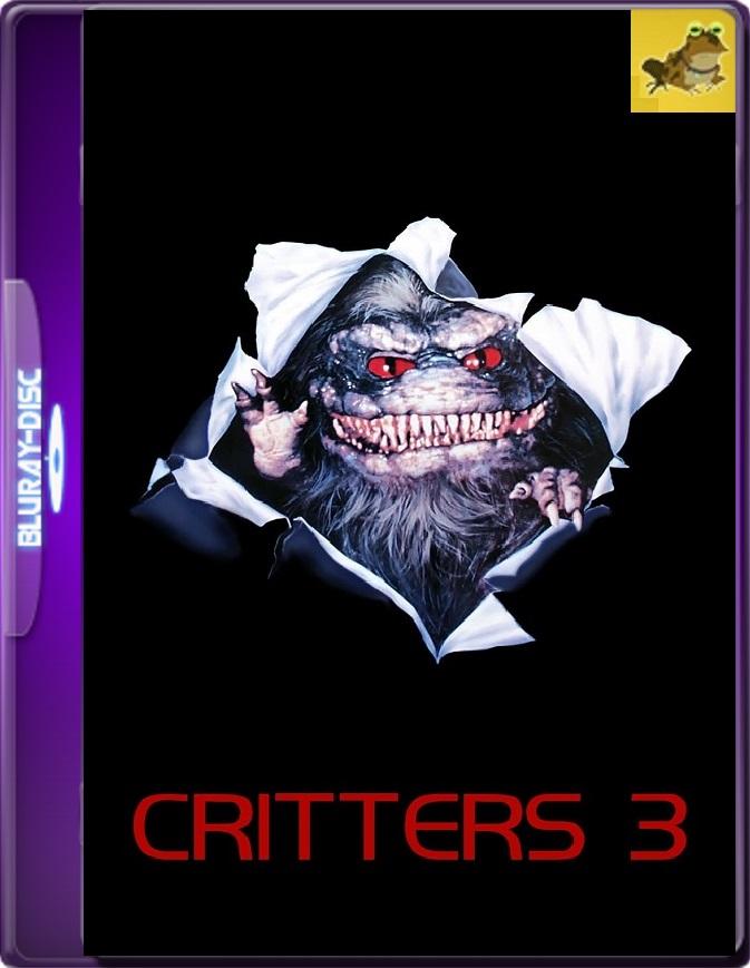 Critters 3 (1991) Brrip 1080p (60 FPS) Latino / Inglés