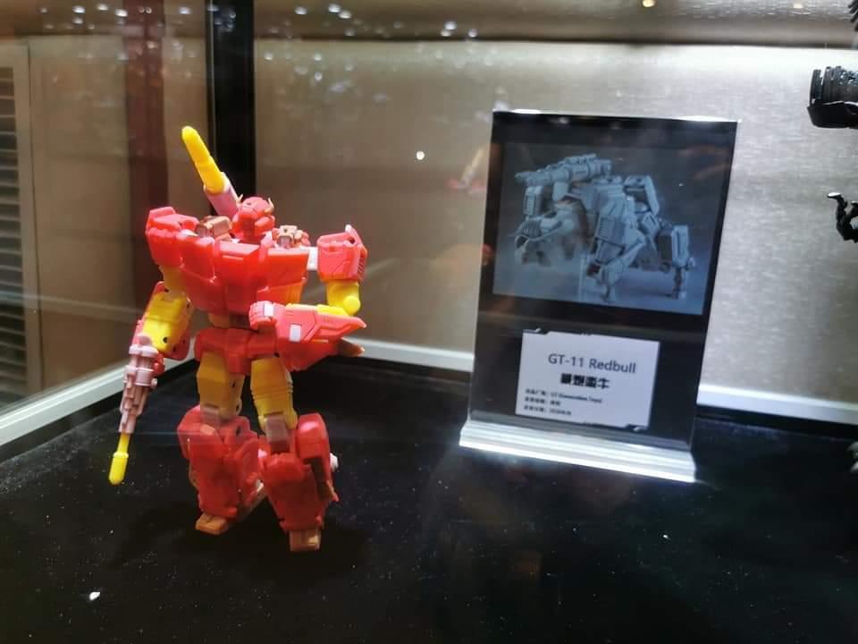 Produit Tiers - Design T-Beast - Basé sur Beast Wars - par Generation Toy, DX9 Toys, TT Hongli, Transform Element, etc - Page 3 W9cwjFBX_o