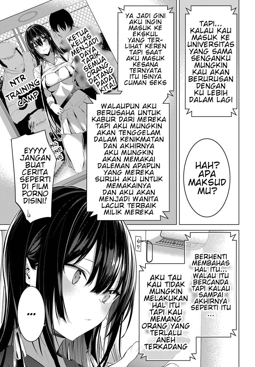 Haite Kudasai Takamine-San Ch 15 Bahasa Indonesia