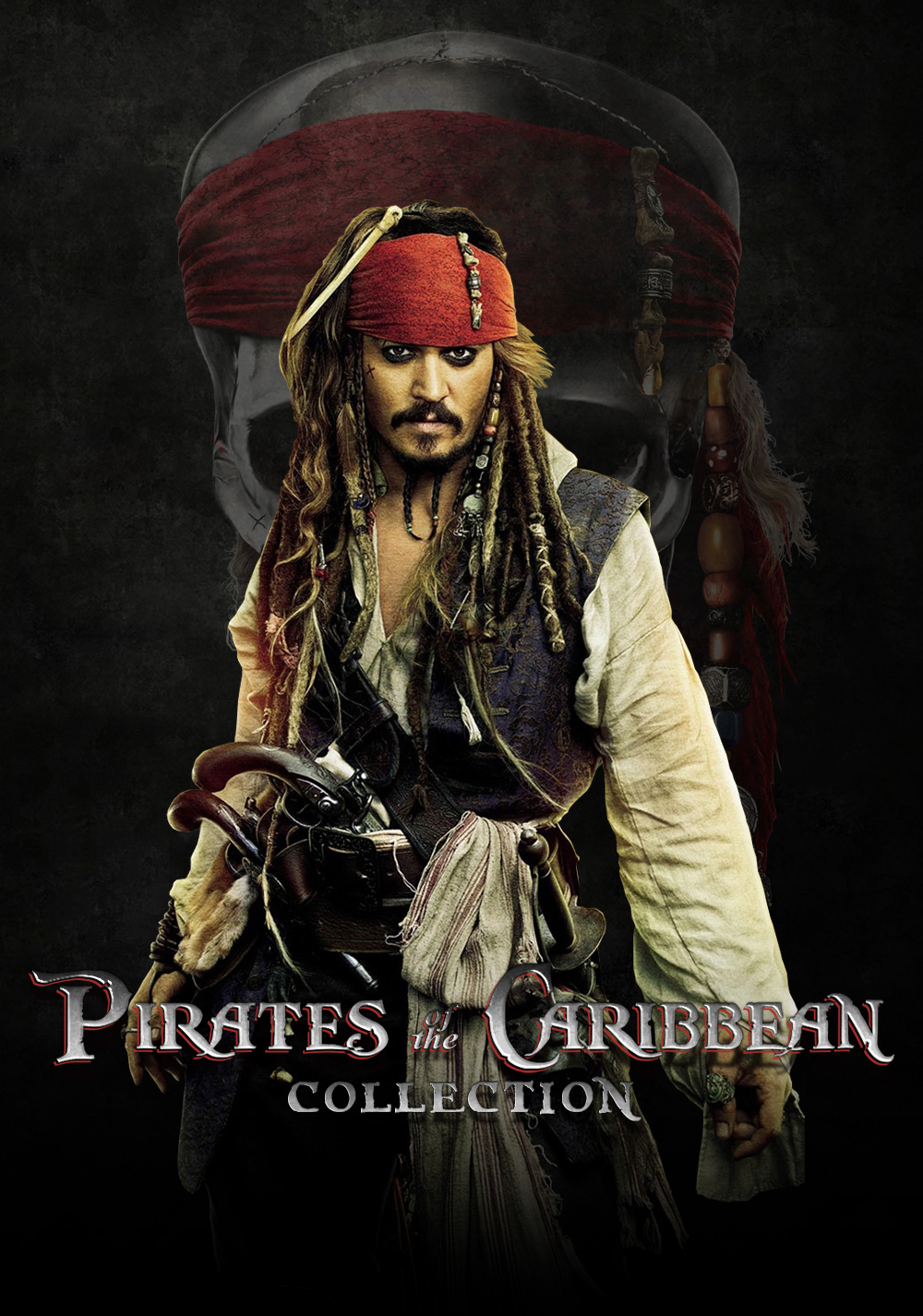 Pirates of the Caribbean Collection [مدبلج] [1080p]