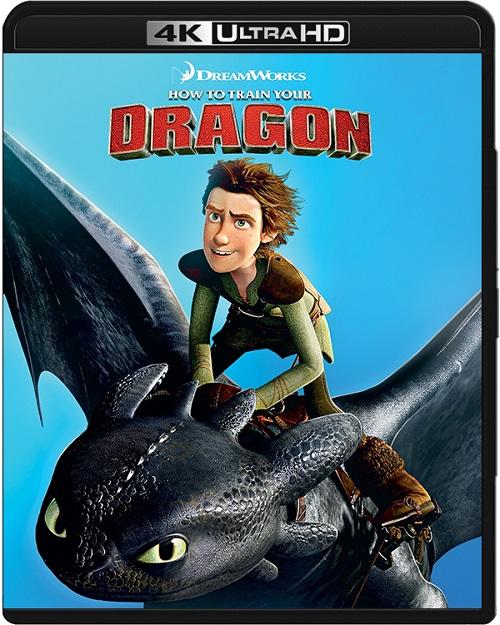 Jak wytresować smoka / How to Train Your Dragon (2010) MULTi.REMUX.2160p.UHD.Blu-ray.HDR.HEVC.DTS-X7.1-DENDA / DUBBING i NAPISY PL