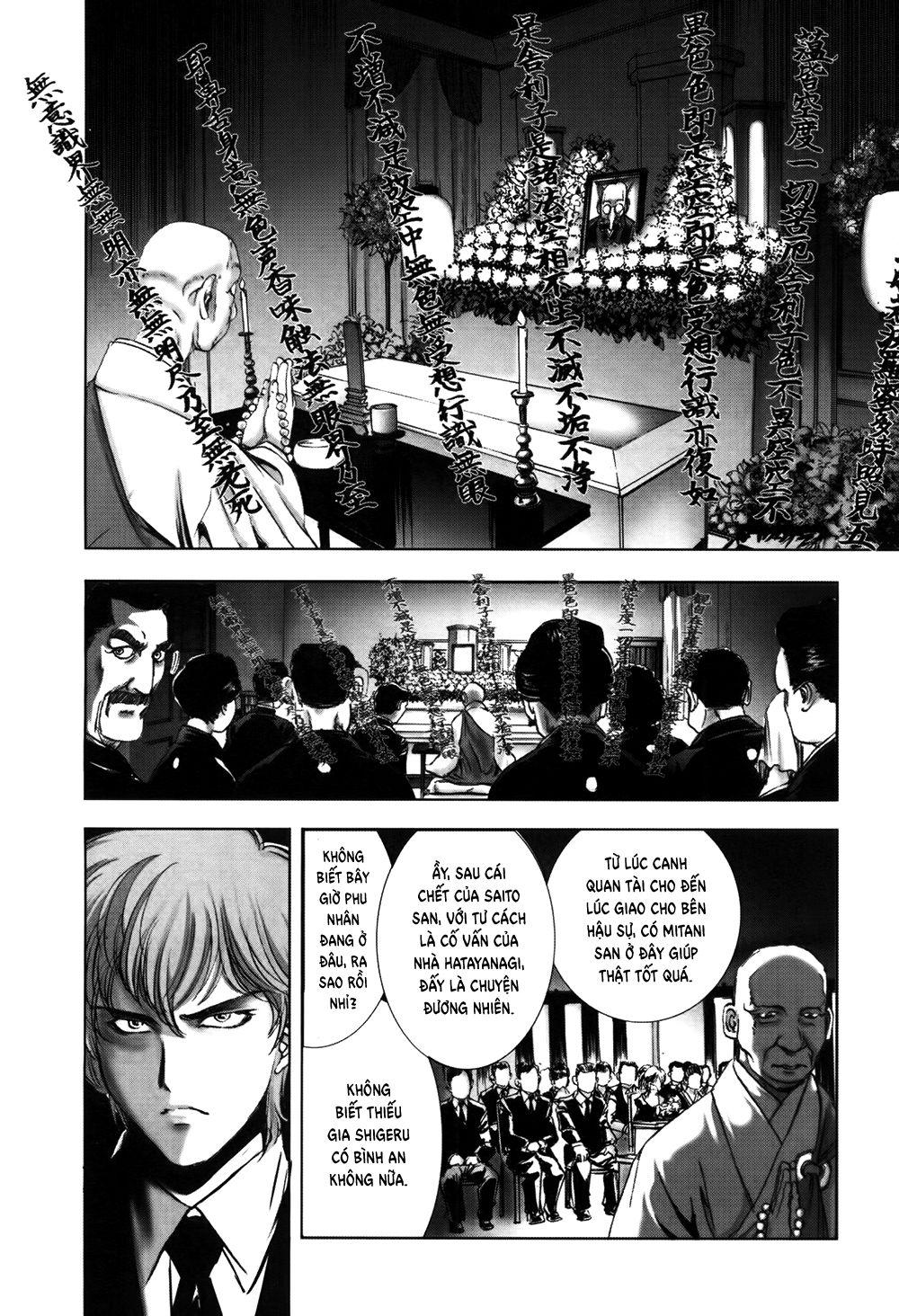 Dị Nhân Quán Chapter 57 - Trang 9