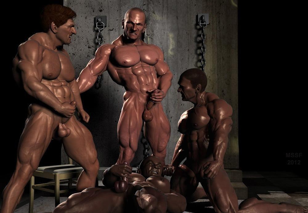 Roman slave xxx-2133
