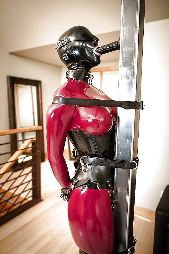 Hardcore bondage equipment-8515
