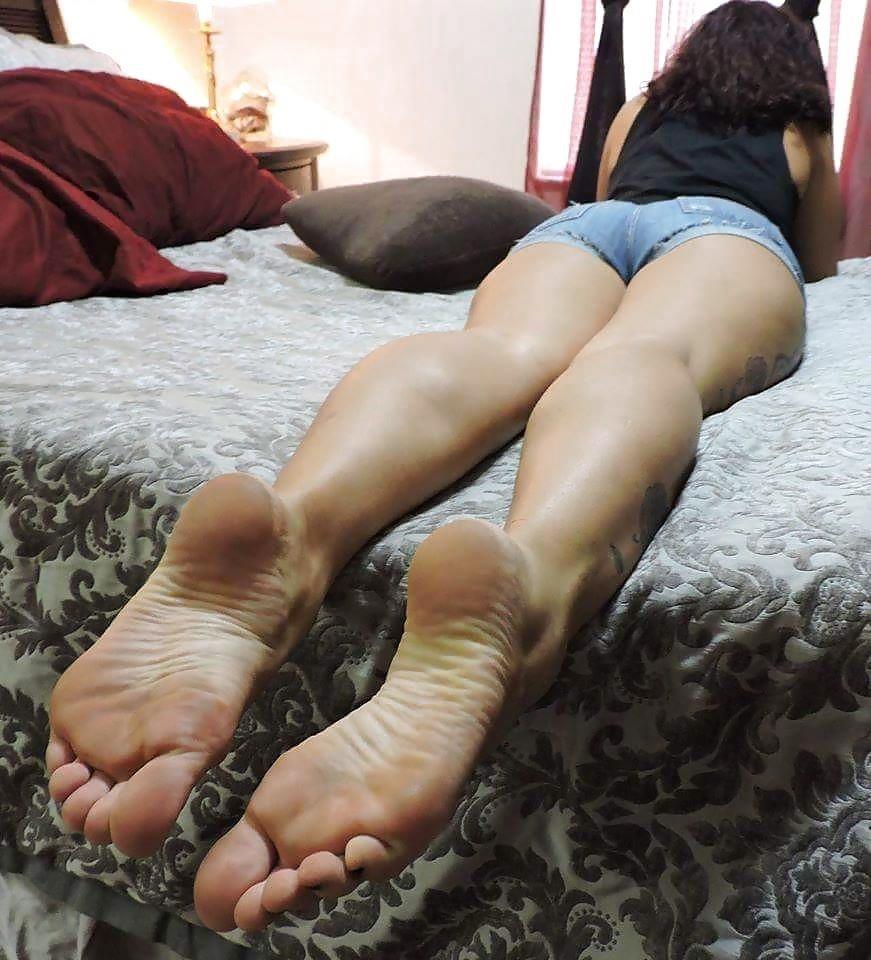 Hot foot femdom-6023