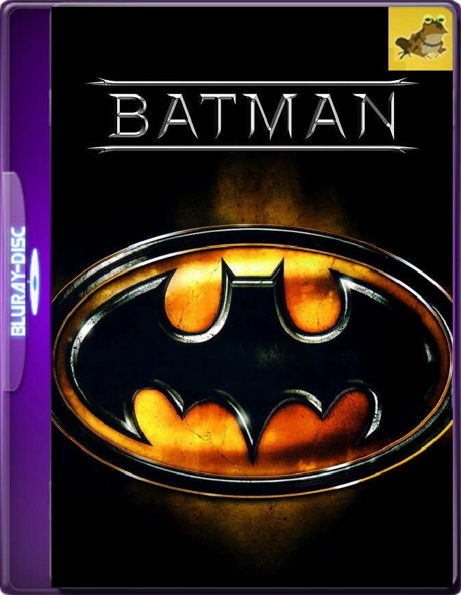 Batman (1989) Brrip 1080p (60 FPS) Latino / Inglés