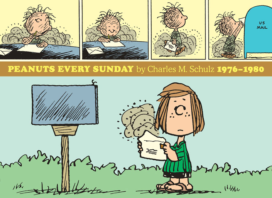 Peanuts Every Sunday v06 - 1976-1980 (2018)