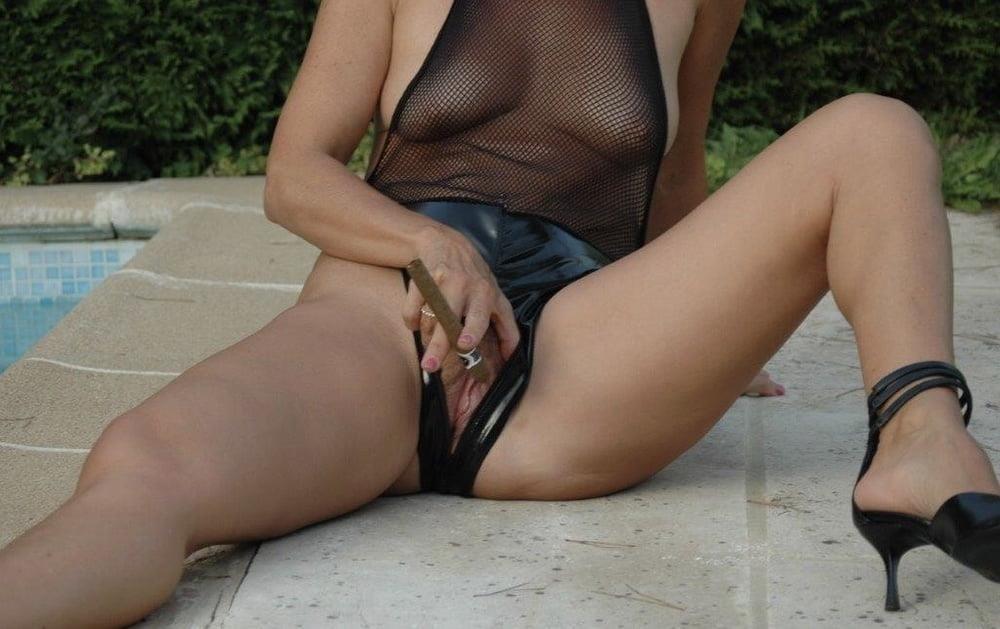Micro bikini masturbation-1791