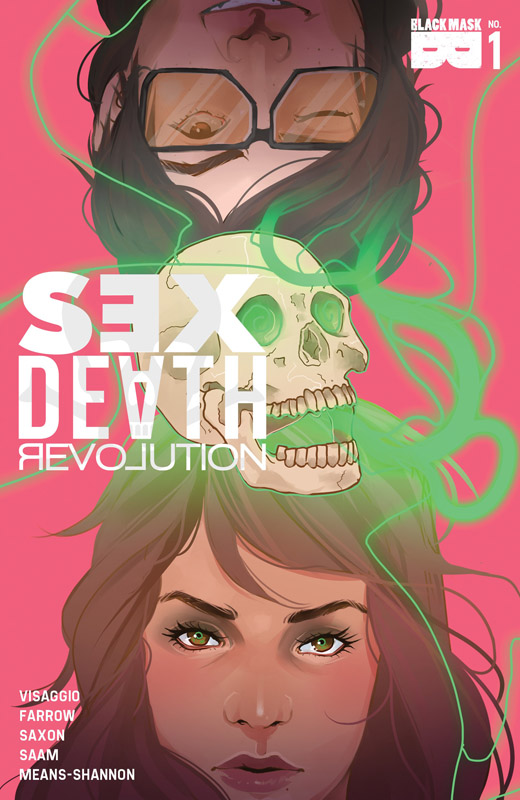 Sex Death Revolution #1-5 (2018-2019)