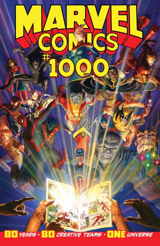 Marvel Comics 1000-1001 (2019)