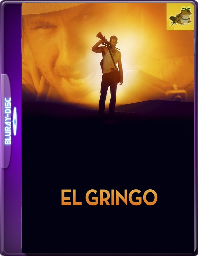 El Gringo (2012) Brrip 1080p (60 FPS) Latino / Inglés