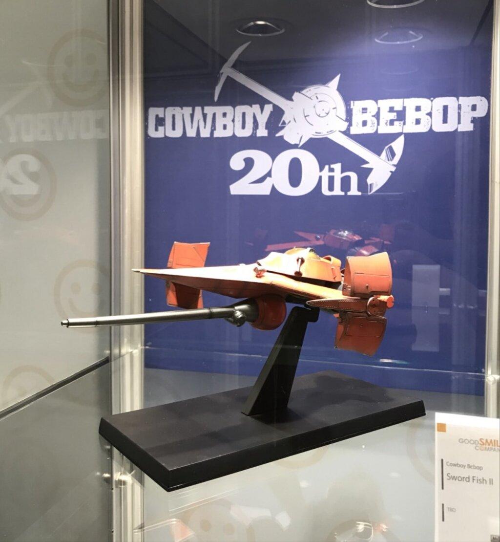 Cowboy Bebop - Sword Fish II 1/48 ~20th Anniversary~ (Good Smile Company) D9n72ovz_o