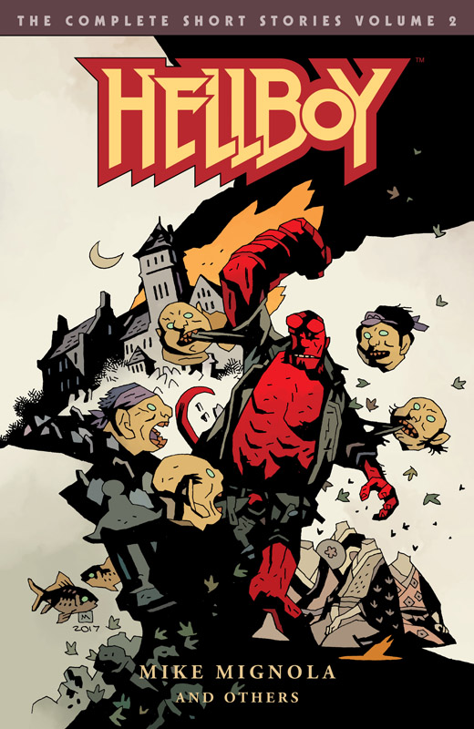 Hellboy - The Complete Short Stories v02 (2018)
